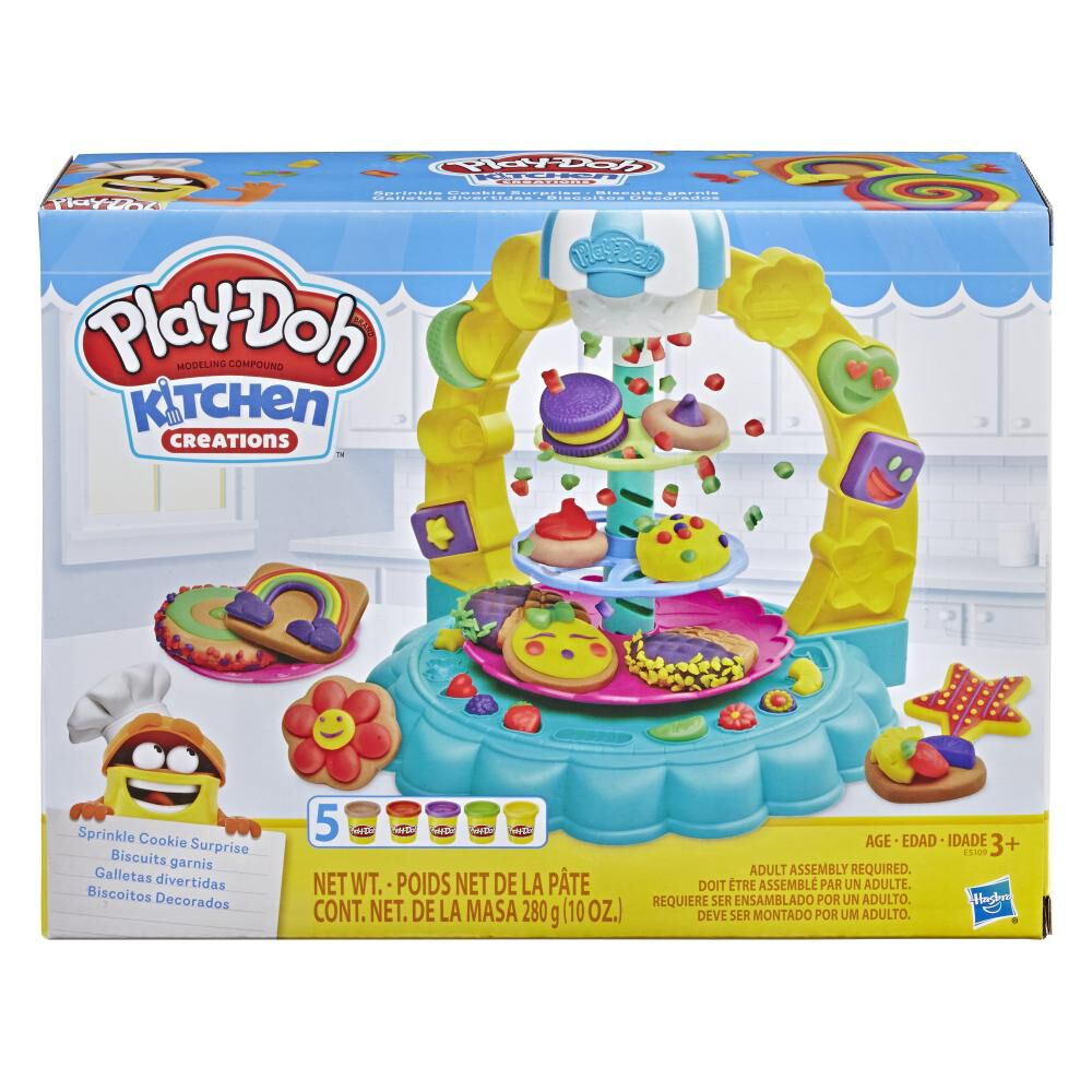 Masas Educativas Play Doh E5109 image number 0.0