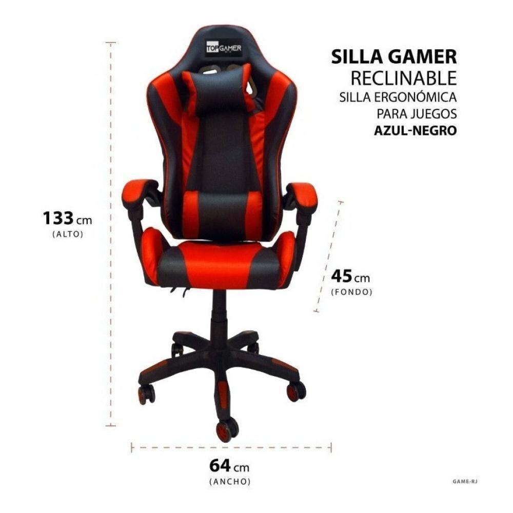 Silla Gamer Top Gamer R5949 image number 9.0