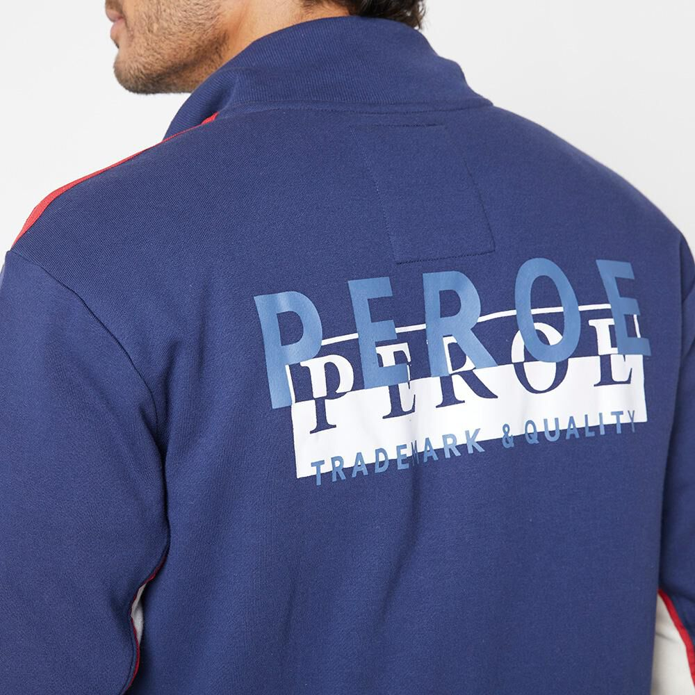 Polerón Hombre Peroe image number 4.0