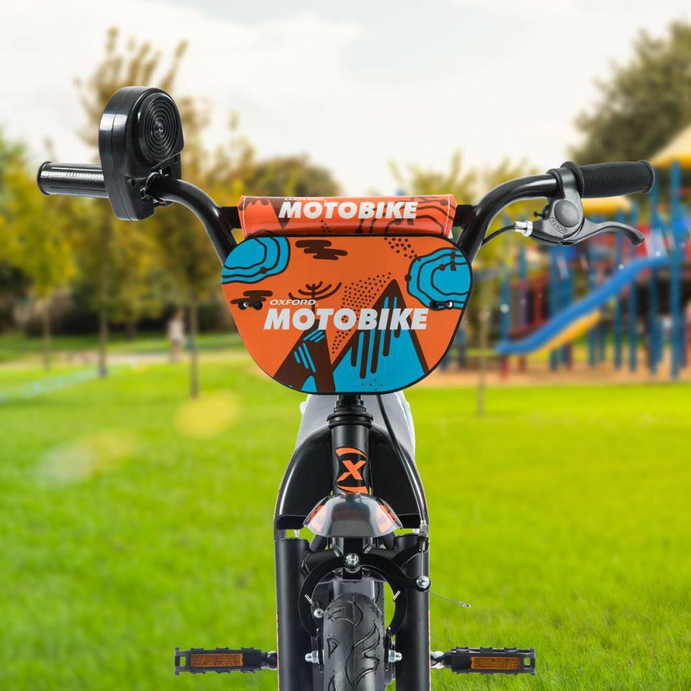 Bicicleta Infantil Oxford Motobike Aro 12 image number 5.0