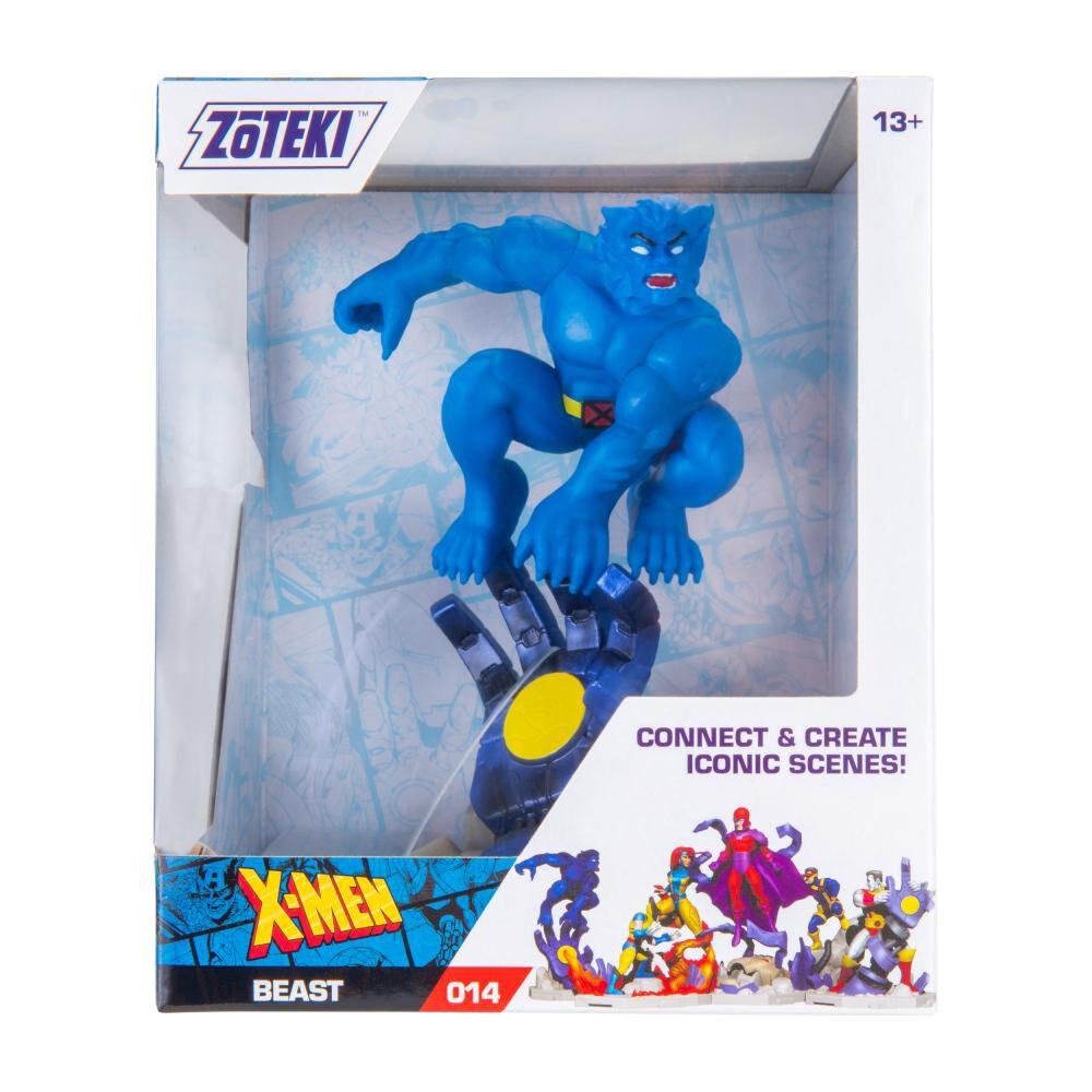 Figura De Acción Zoteki X-men Beast image number 1.0