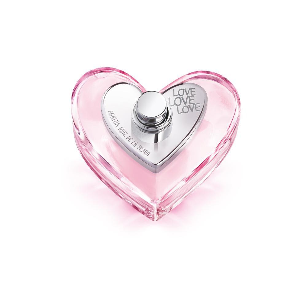 Perfume Love Agatha Ruiz / 80 Ml / Edt image number 1.0