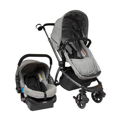 Coche Travel System Infanti System Epic 5g Grey