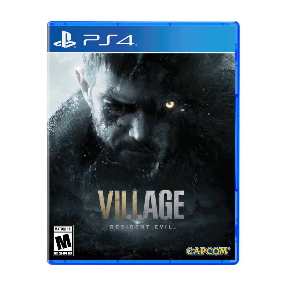 Juego Ps4 Sony Resident Evil Village image number 0.0