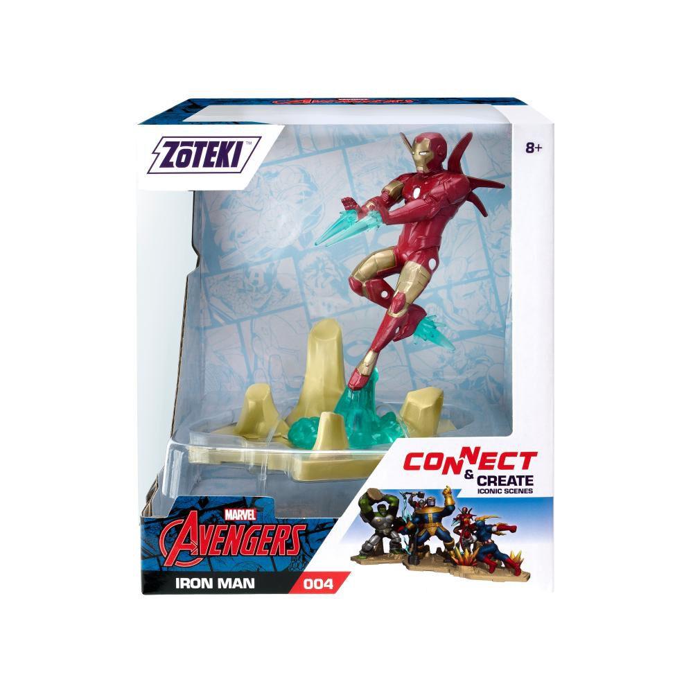 Figura De Acción Zoteki Avengers Ironman image number 1.0