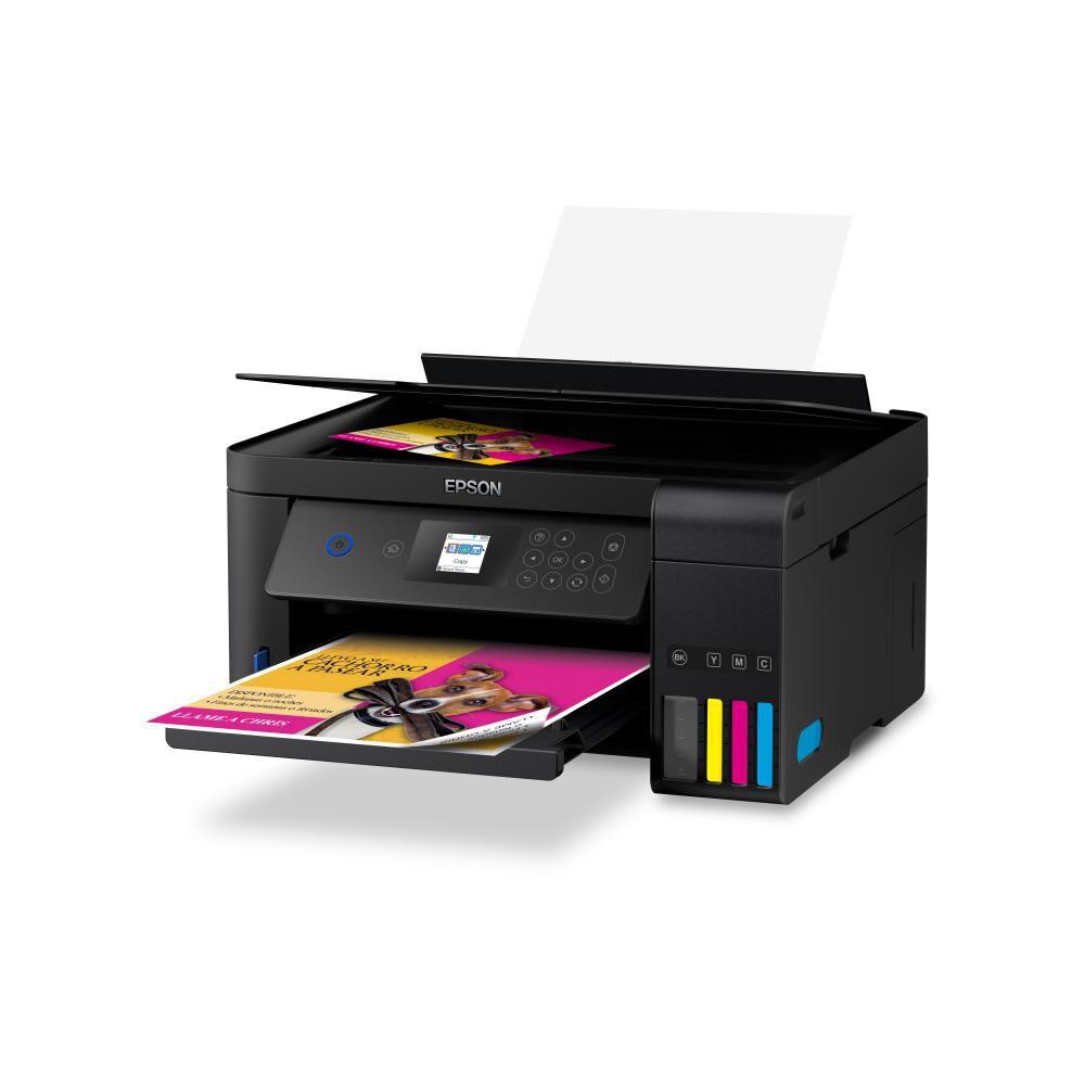 Impresora Multifuncional Epson Ecotank L4160 image number 0.0