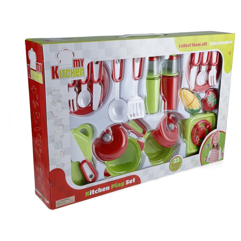 Juego De Rol De Cocina Hitoys My Kitchen image number 2.0