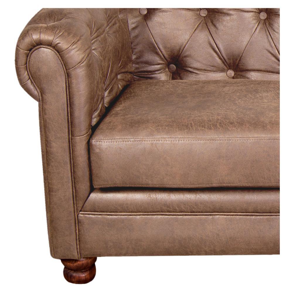 Sofa Mobel Home 3C Cuero / 3 Cuerpos image number 3.0