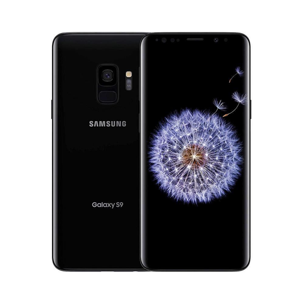 Smartphone Samsung Galaxy S9 Reacondicionado Negro / 64 Gb / Liberado image number 0.0