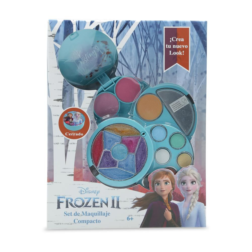 Muñeca Frozen 2 4 Bandejas image number 0.0