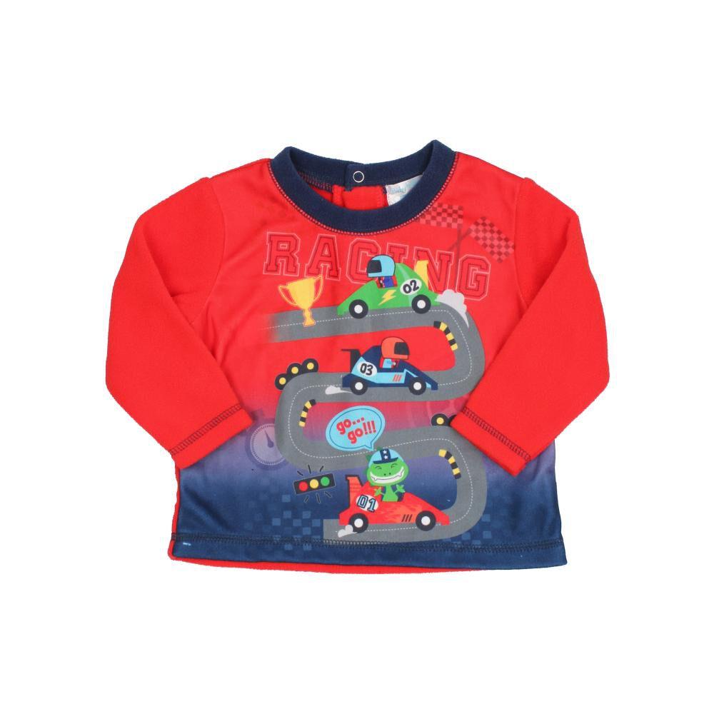 Pijama Bebe Niño Baby / 2 Piezas image number 1.0
