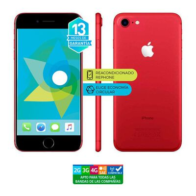Smartphone Apple Iphone 8 Reacondicionado  Rojo  /  64 Gb   /  Liberado