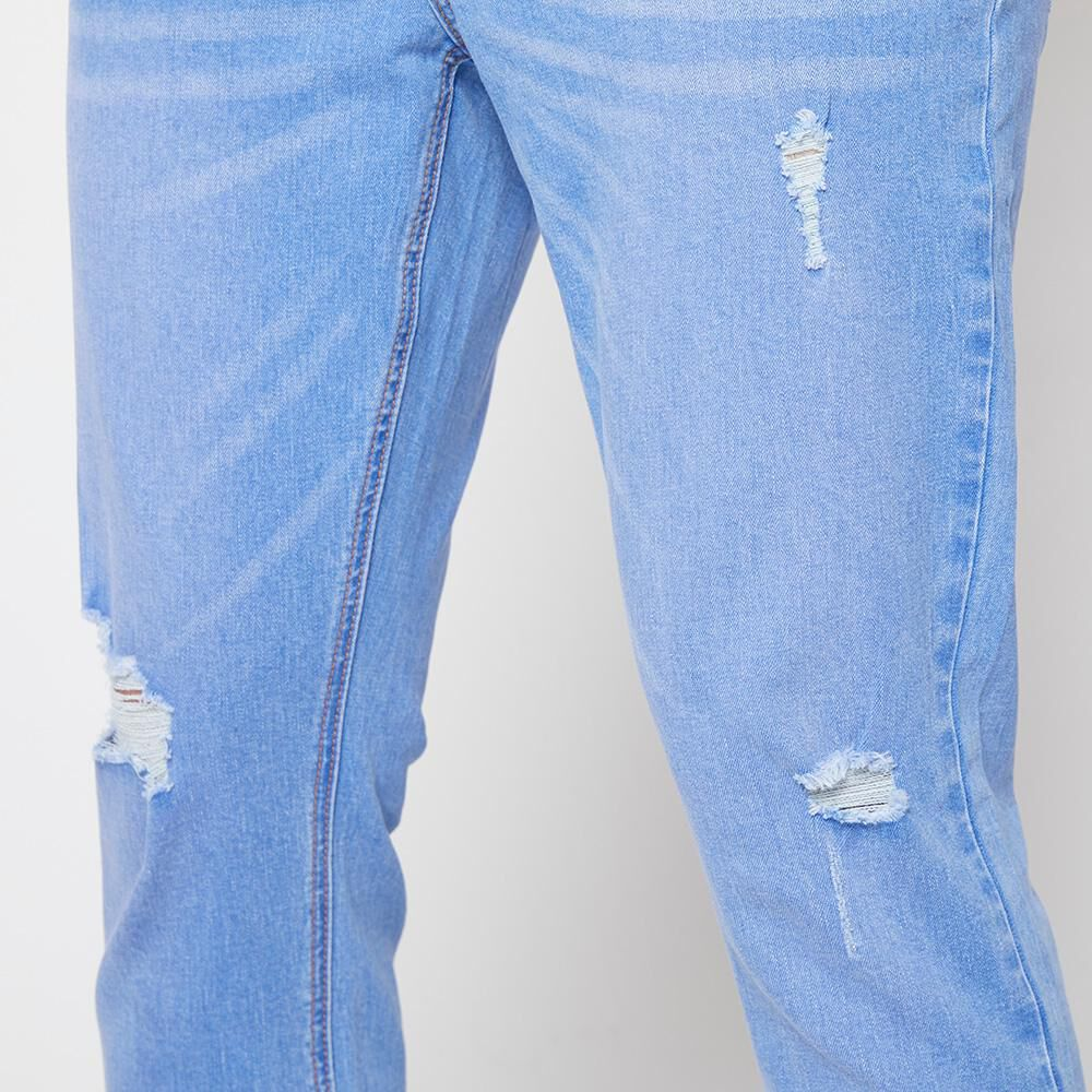 Jeans Hombre Skuad image number 4.0