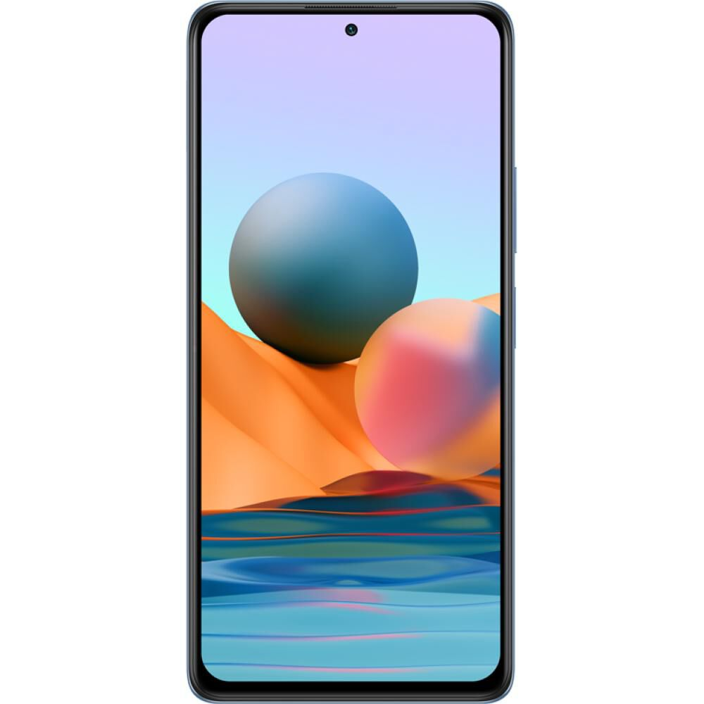 Smartphone Xiaomi Redmi Note 10 Pro Azul / 128 Gb / Liberado image number 0.0