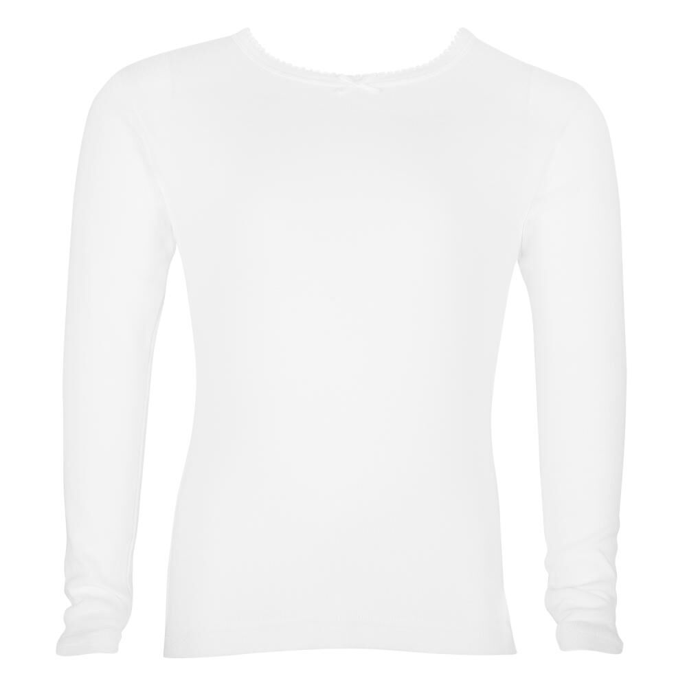 Camiseta Básico Niña Palmers / 2 Unidades image number 2.0