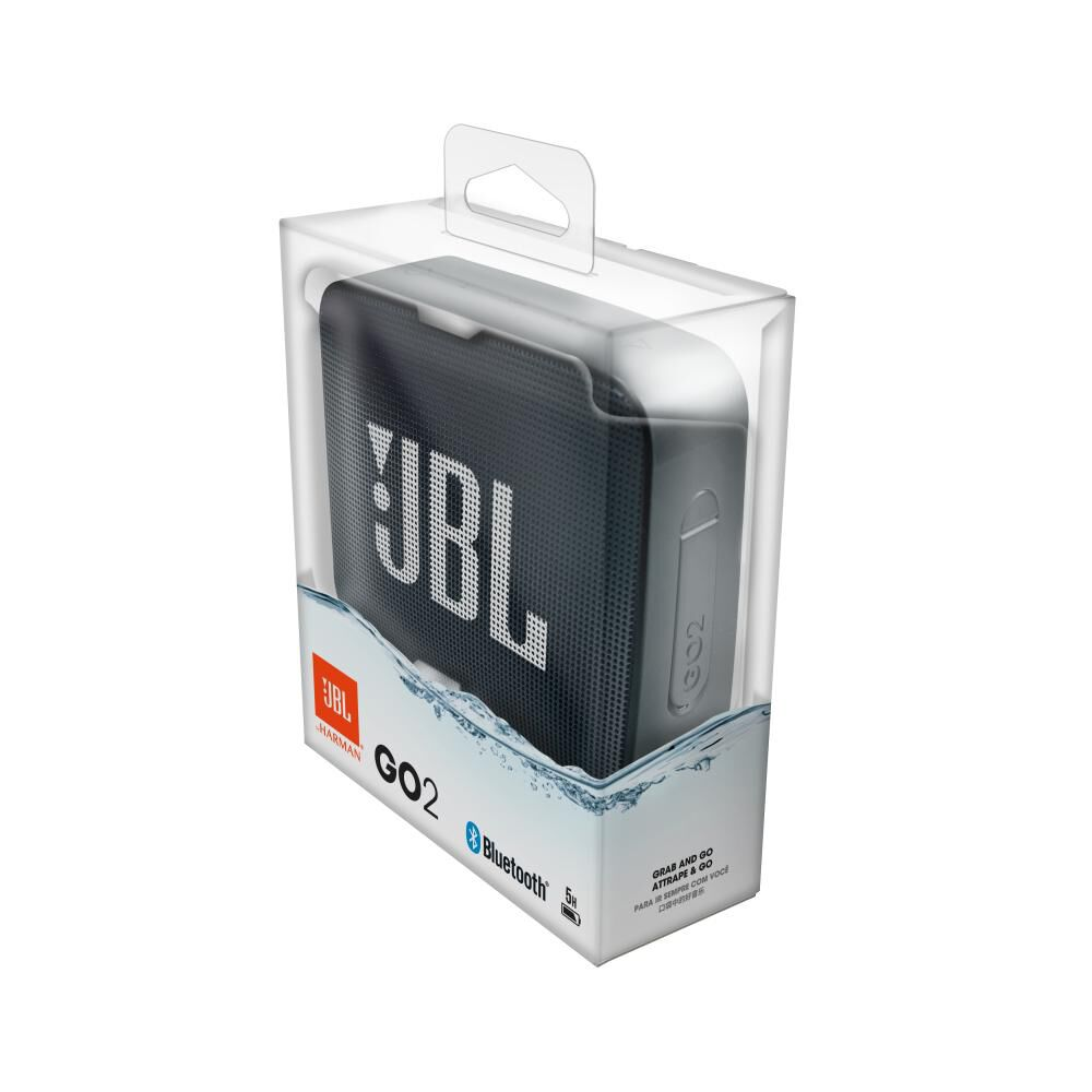 Parlante Bluetooth JBL Go 2 image number 1.0