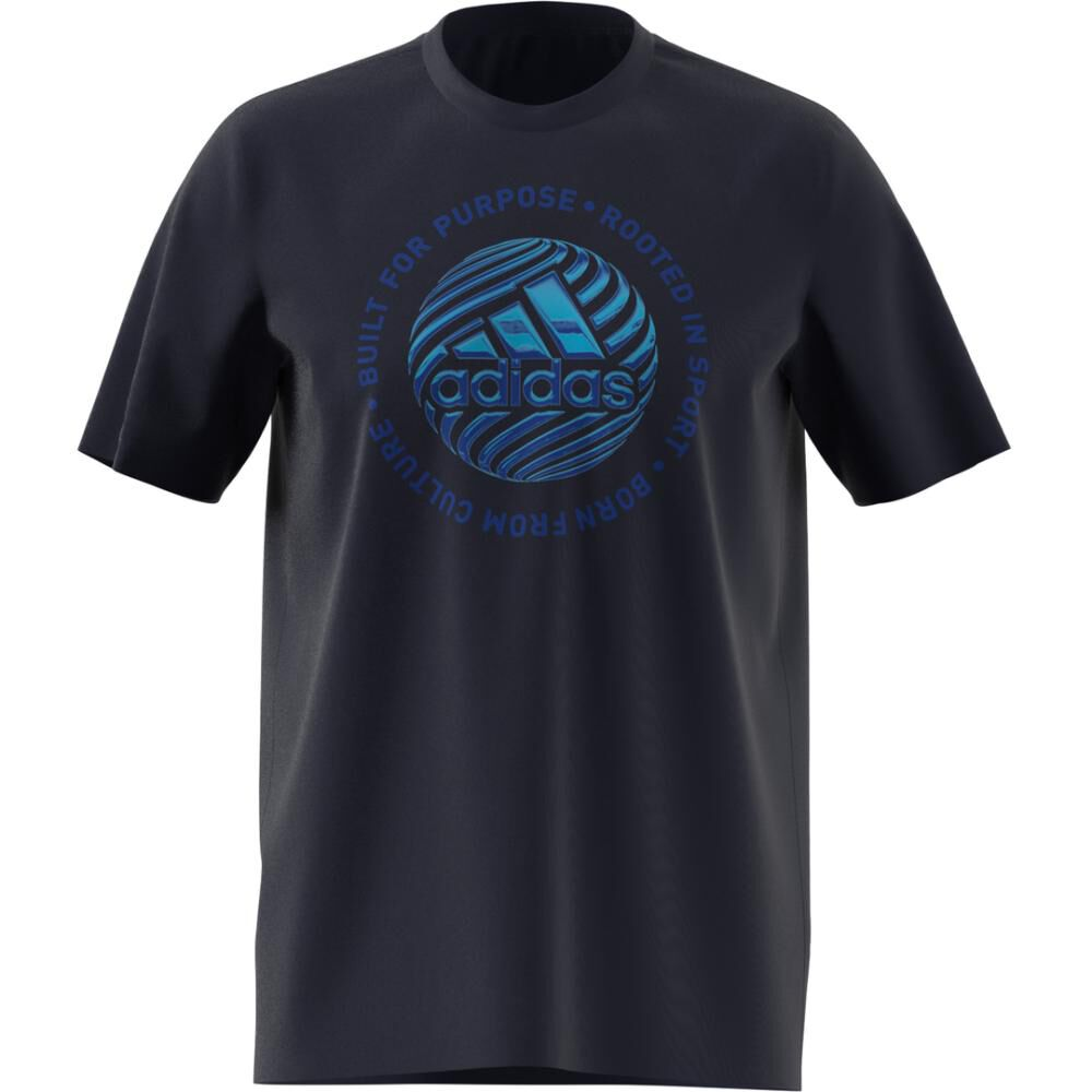 Polera Hombre Adidas M Hyperreal Circled image number 9.0