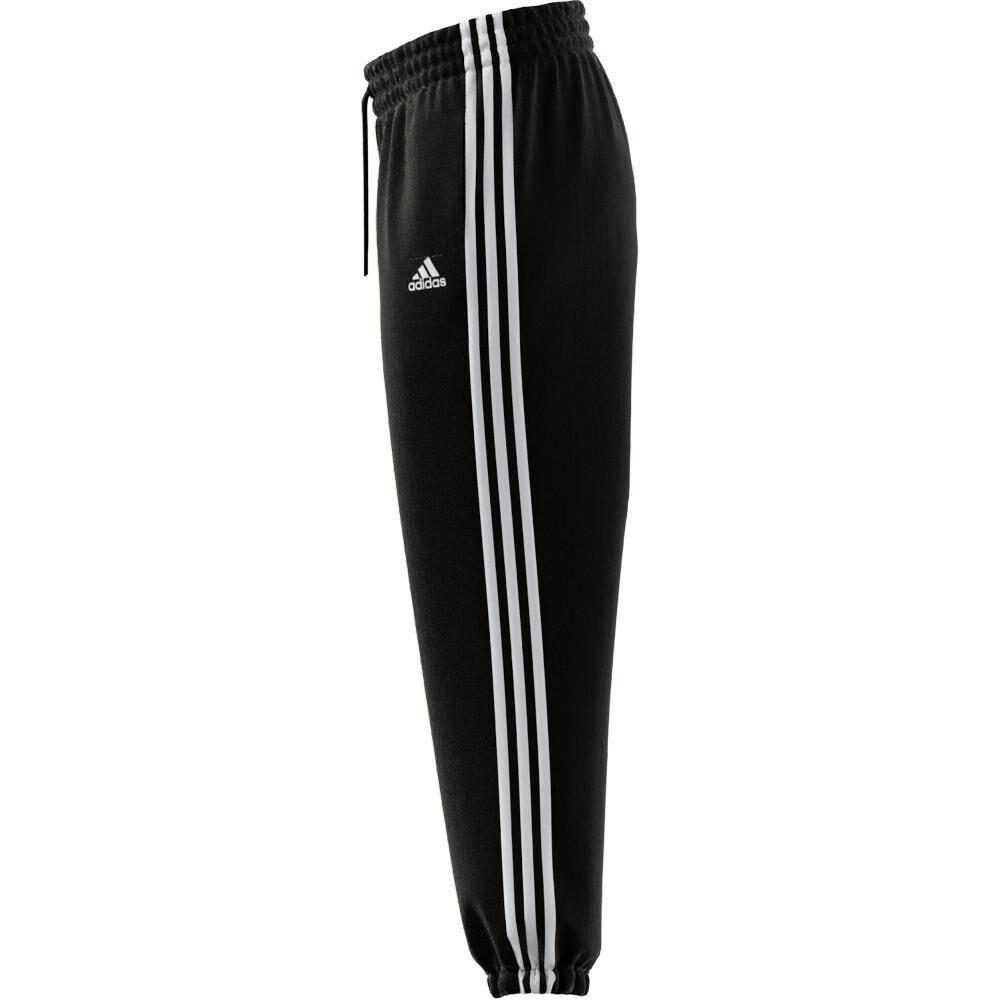 Pantalón De Buzo Mujer Adidas Essentials Woven 3-stripes 7/8 image number 7.0