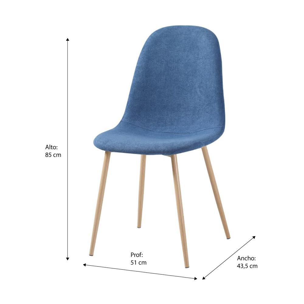Silla Casaideal Catar image number 1.0