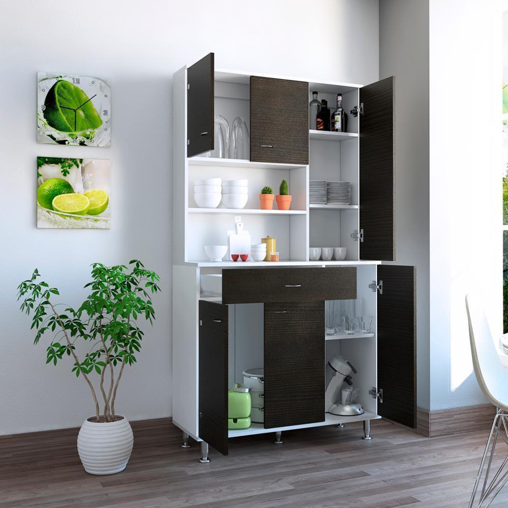 Mueble De Cocina Casaideal Kitchen / 6 Puertas / 1 Cajon image number 5.0