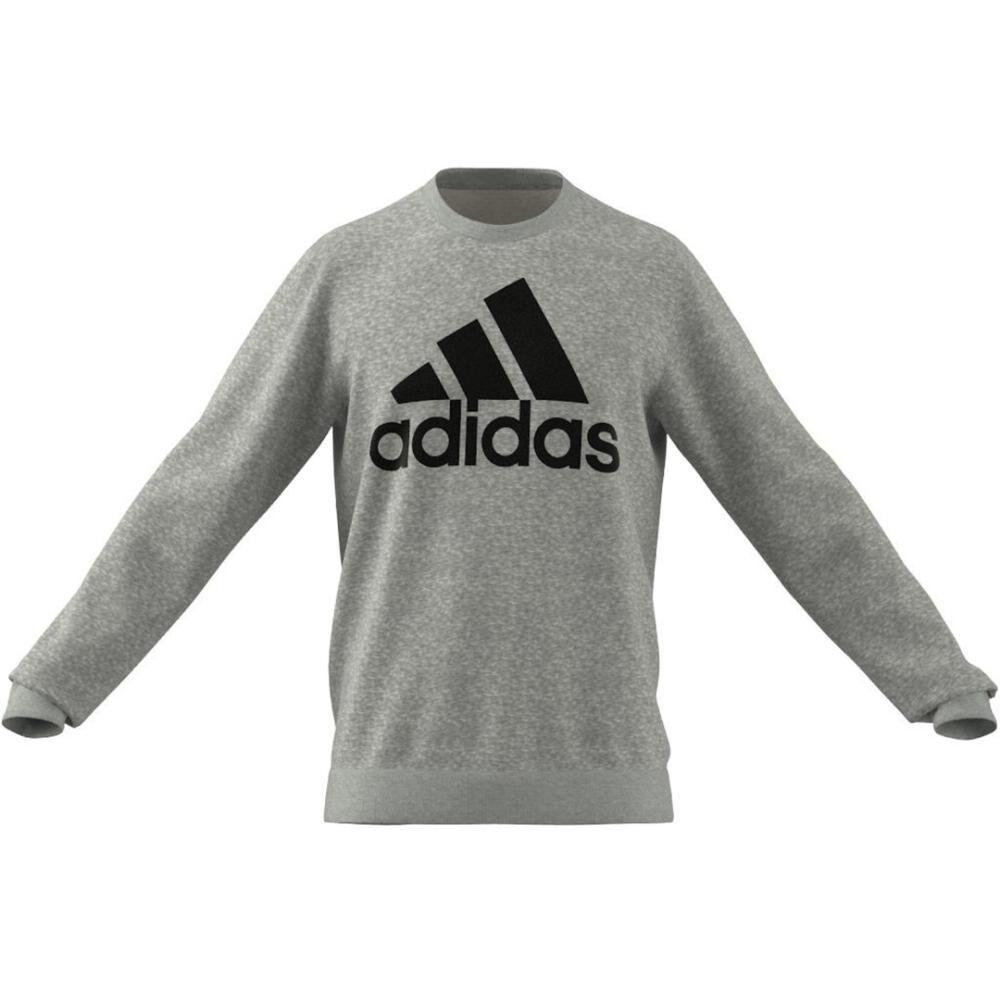 Polerón Deportivo Hombre Adidas Essentials Sweatshirt image number 9.0