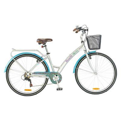 Bicicleta De Paseo Bianchi City Lady Alloy / Aro 27.5