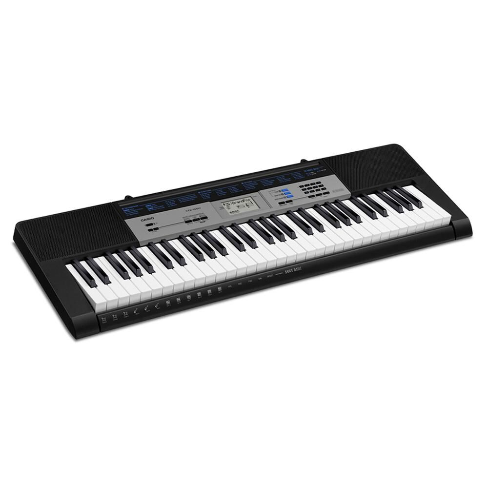 Teclado Musical Casio Ctk-1550k2 image number 2.0