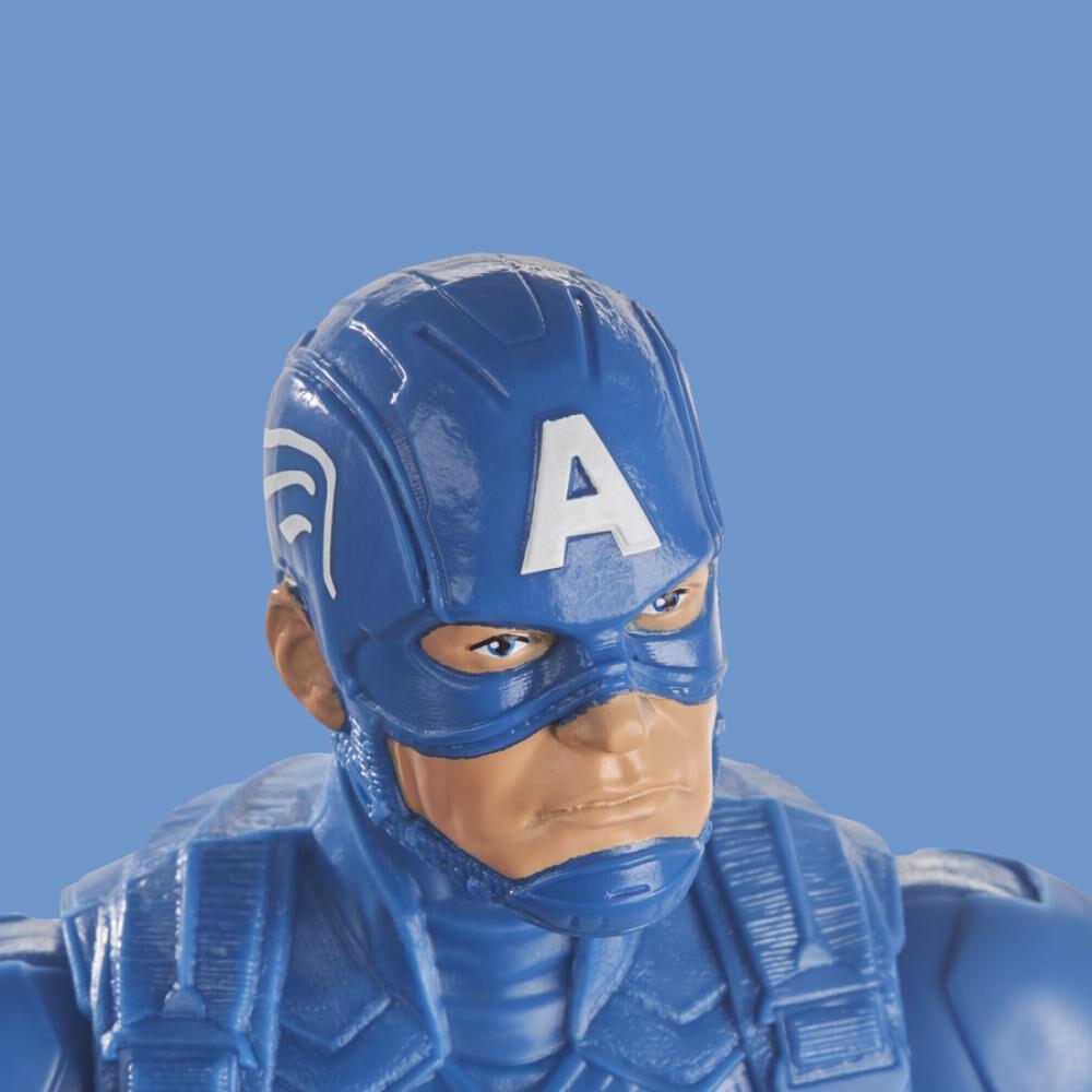 Figura De Accion Avenger Titan Hero Movie Cap image number 2.0