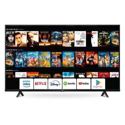 Led Tcl 55P615 Android Tv / 55'' / Ultra Hd / 4k / Smart Tv