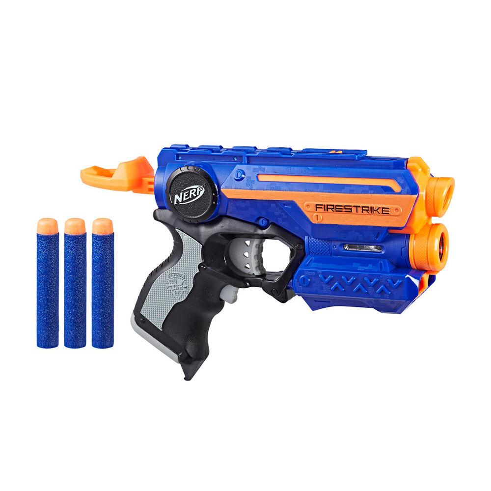 Pistola Hasbro Nerf Firestrike image number 0.0