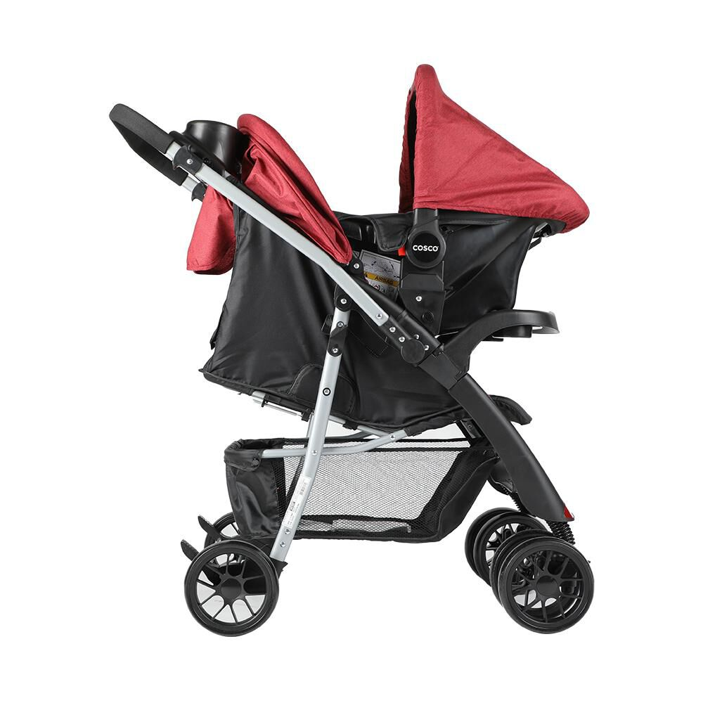 Coche Cosco Travel System Truck Burdeo image number 2.0