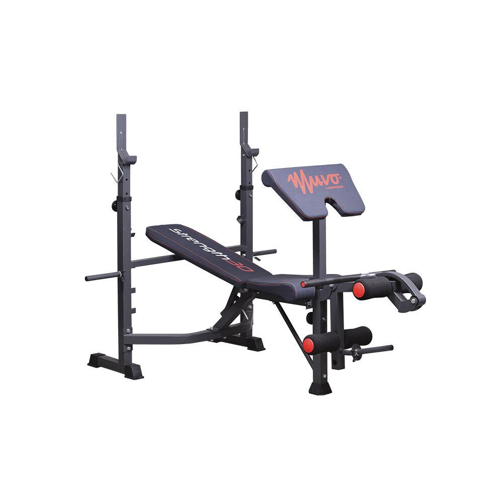 Home Gym Multifuncional Muvo Strength 30 image number 0.0