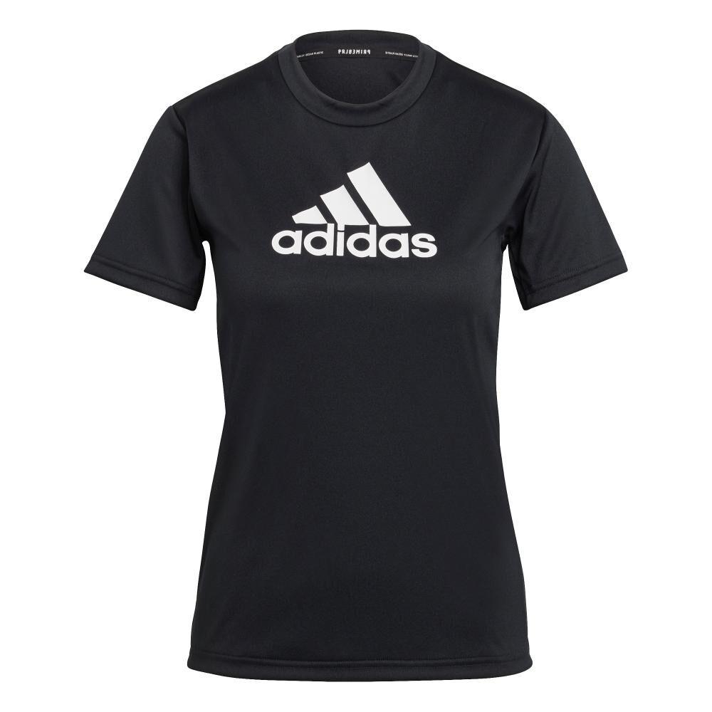 Polera Mujer Adidas Logo Sport image number 5.0