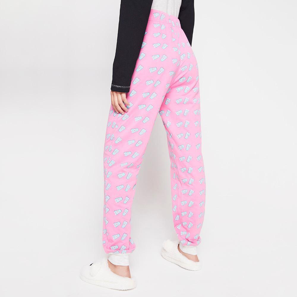 Pantalón De Pijama Mujer Freedom / 1 Piezas image number 2.0