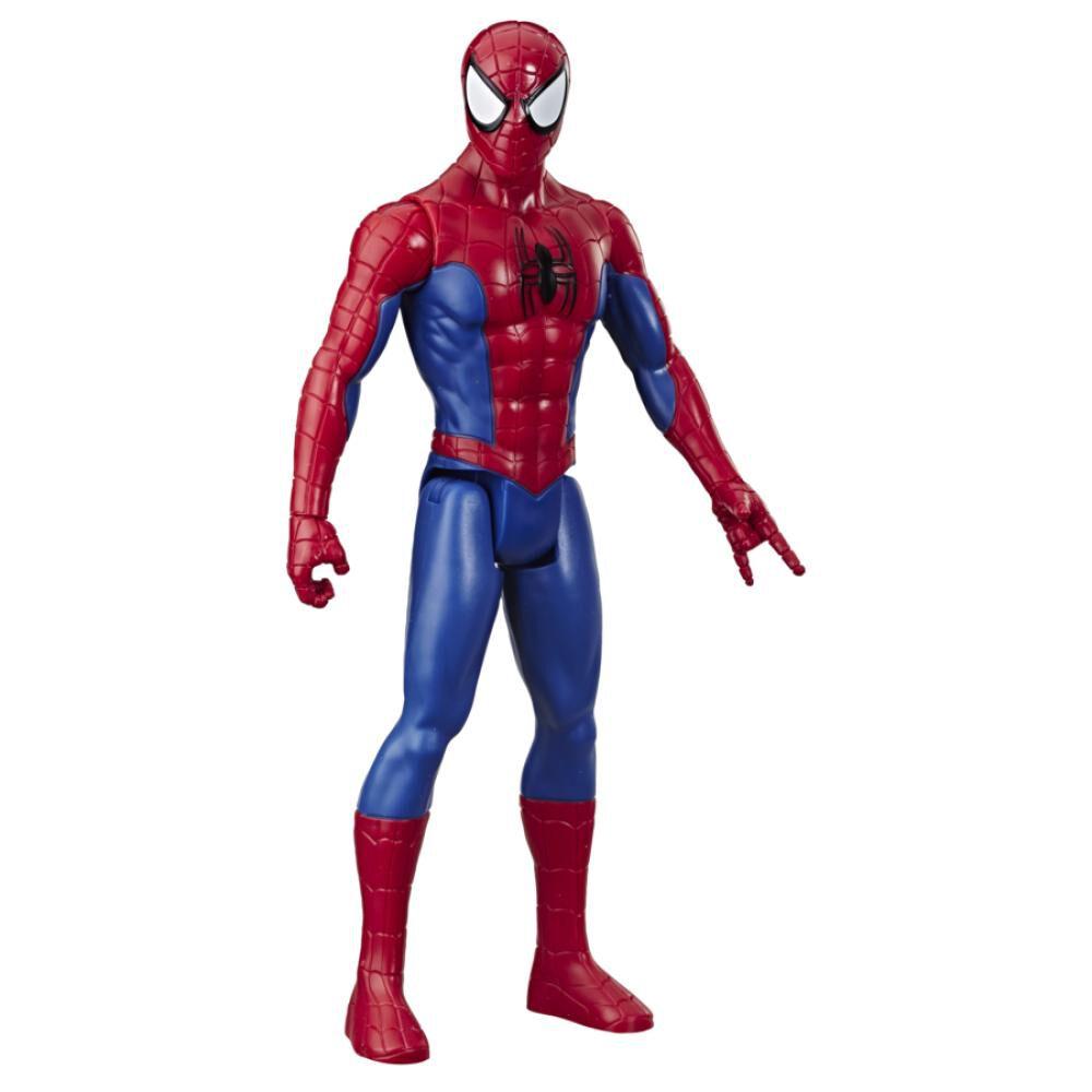 Figura De Accion Spiderman Titan Hero Spider-Man image number 0.0