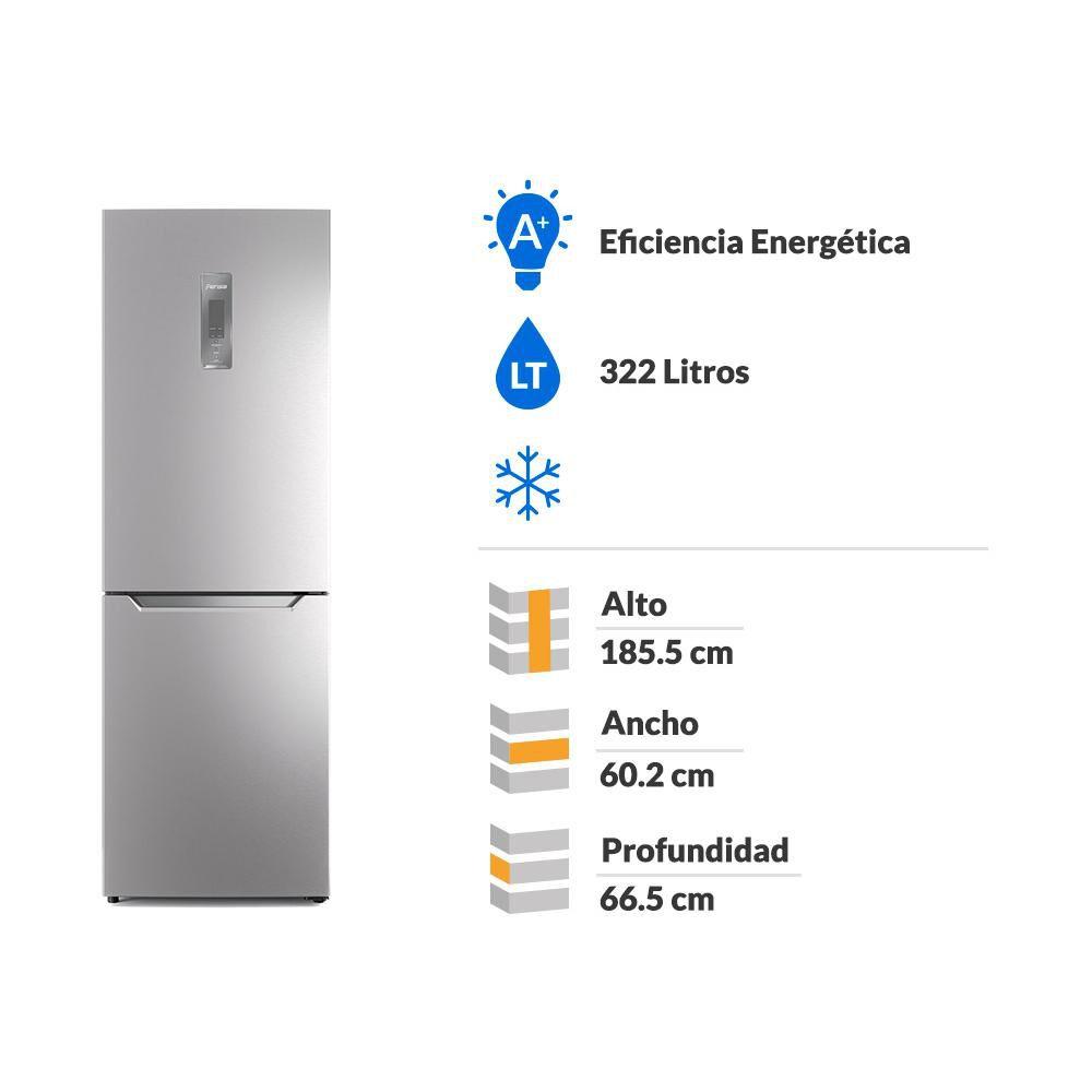 Refrigerador Fensa Db60s / No Frost / 322 Litros image number 6.0