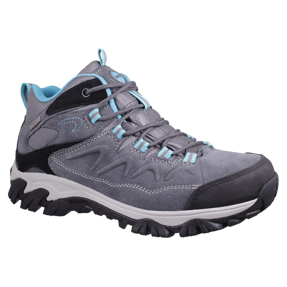 Zapatilla Outdoor Mujer Fagus image number 1.0
