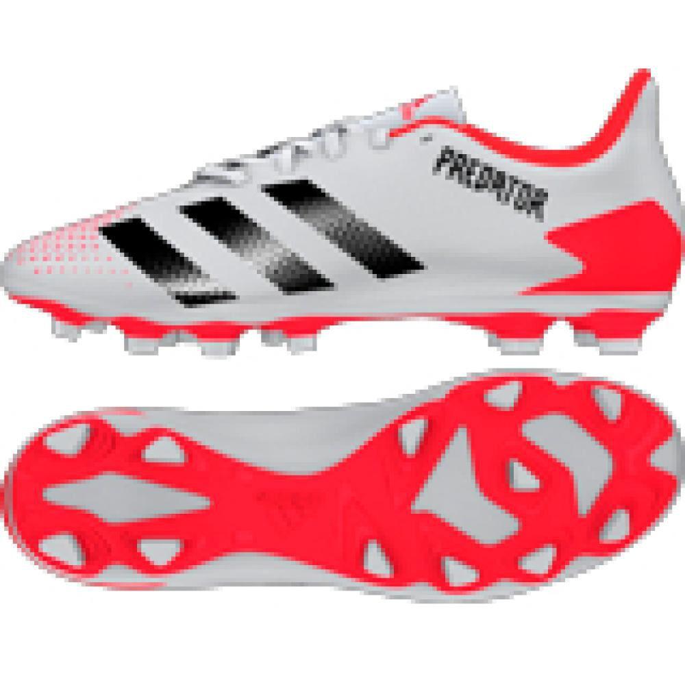 Zapatilla Fútbol Hombre Adidas Predator 20.4 Fxg image number 4.0