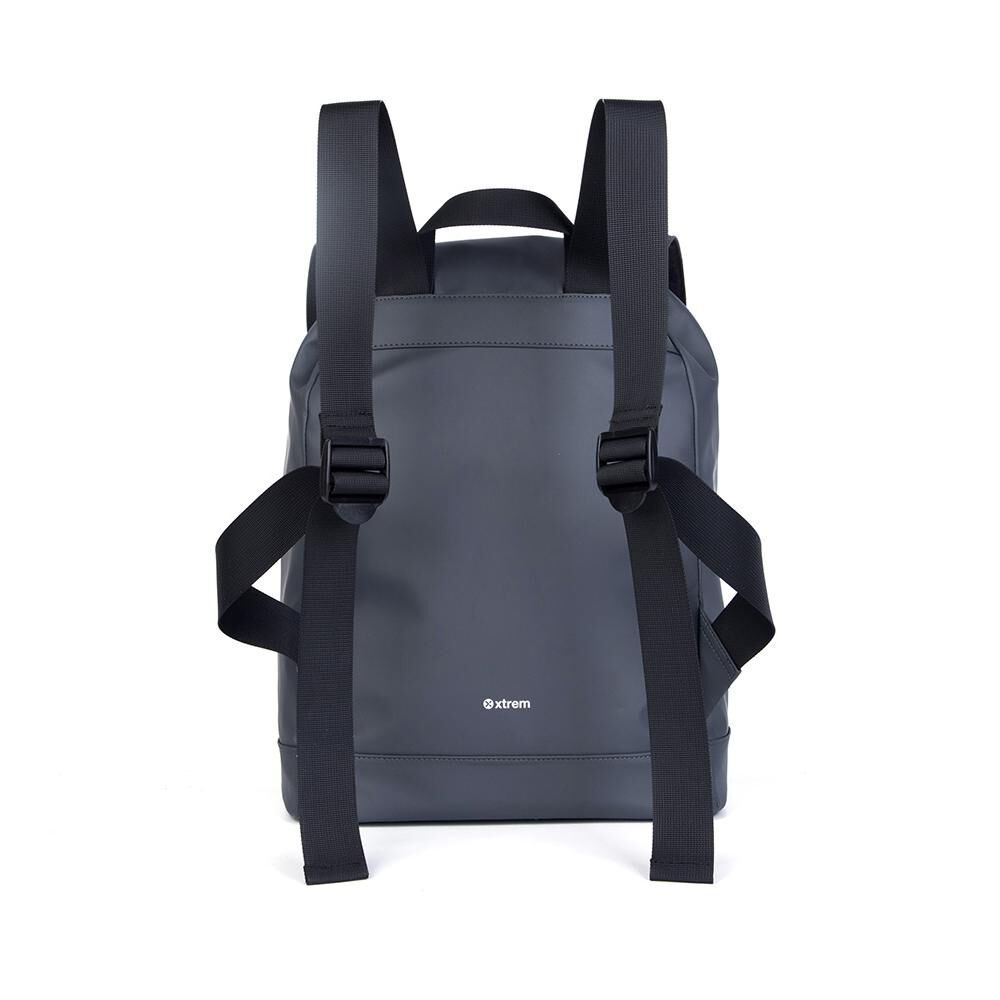 Mochila Mujer Xtreme Mollie Fw21 Gris image number 2.0