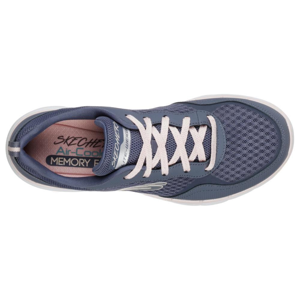 Zapatilla Running Mujer Skechers Flex Appeal 3.0-go Forward image number 4.0