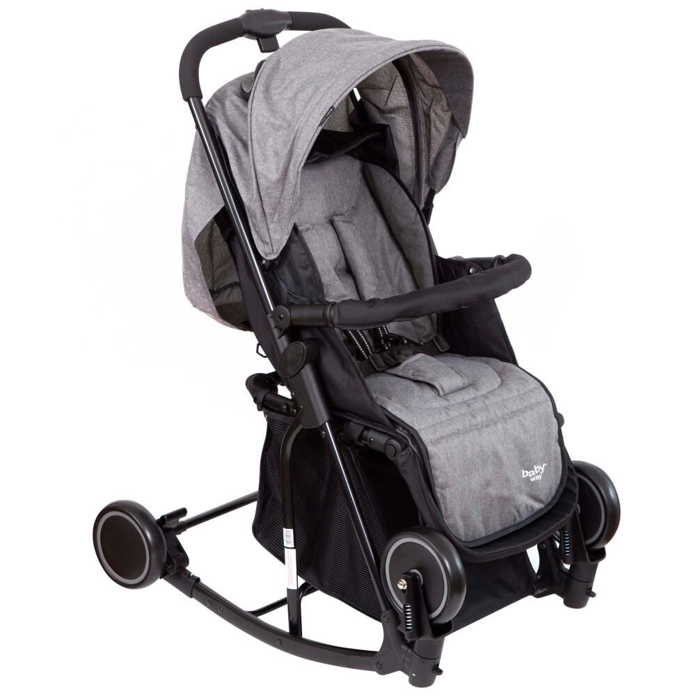 Coche De Paseo Baby Way Bw-209g21 image number 6.0
