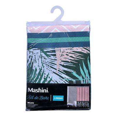 Set De Baño Mashini Palma