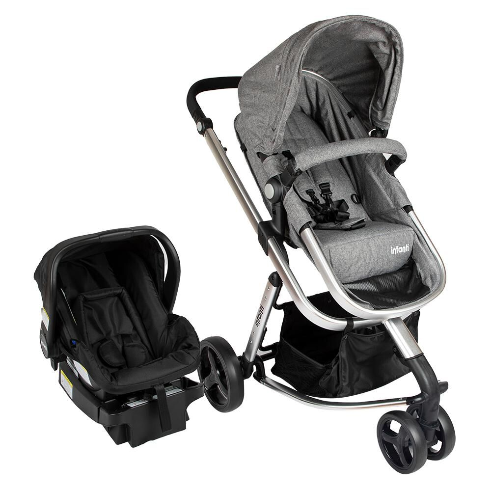 Coche Travel System Infanti Mobi Ts image number 0.0