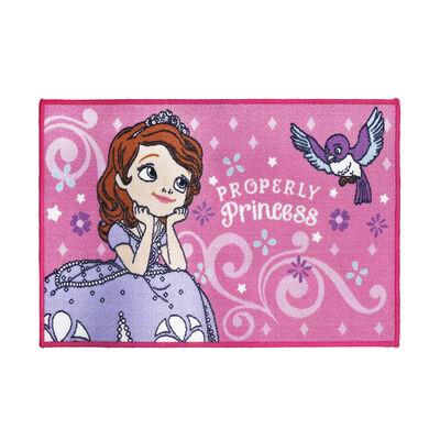 Bajada De Cama Disney Dreaming Princesa Sofia / 80X120 Cm