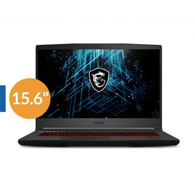 "Notebook Gamer Msi Gf65 Thin 10sdr-1272cl / Intel Core I7 / 16 Gb Ram / Nvidia® Geforce Gtx™ 1660 Ti / 512 Gb Ssd / 15.6 """
