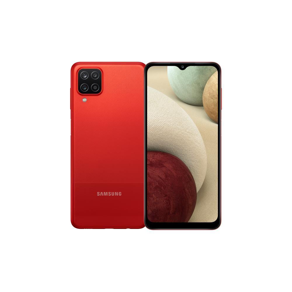 Smartphone Samsung Galaxy A12 Rojo 128 GB / Liberado image number 0.0