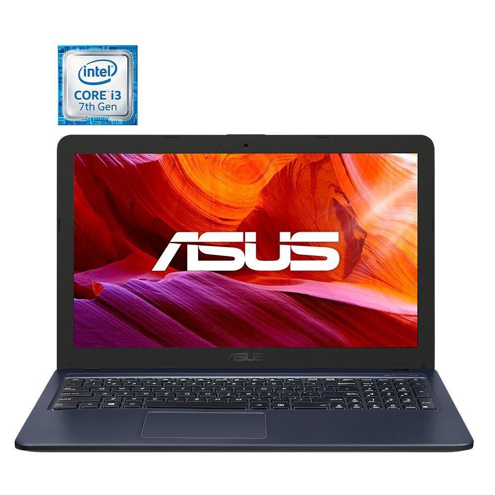 "Notebook Asus X543ua-dm3470t / Star Grey / Intel Core I3 / 4 Gb Ram / Intel® Hd Graphics 630 / 1 Tb Hdd / 15.6"" image number 1.0"