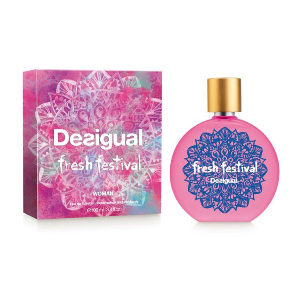 Perfume Dsg Fresh Festival / 50 Ml / Edt image number 0.0
