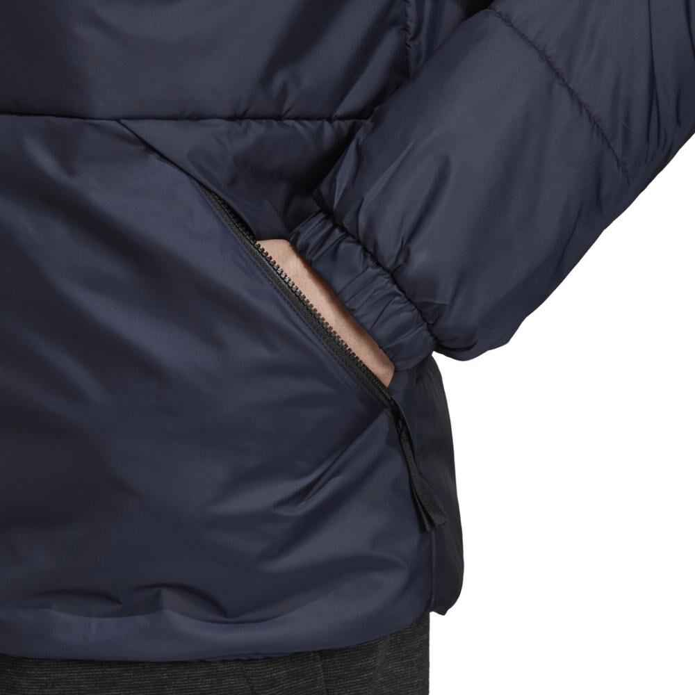 Parka Cuello Alzado Acolchado Con Relleno De Alto Aislamiento Térmico Hombre Adidas image number 10.0