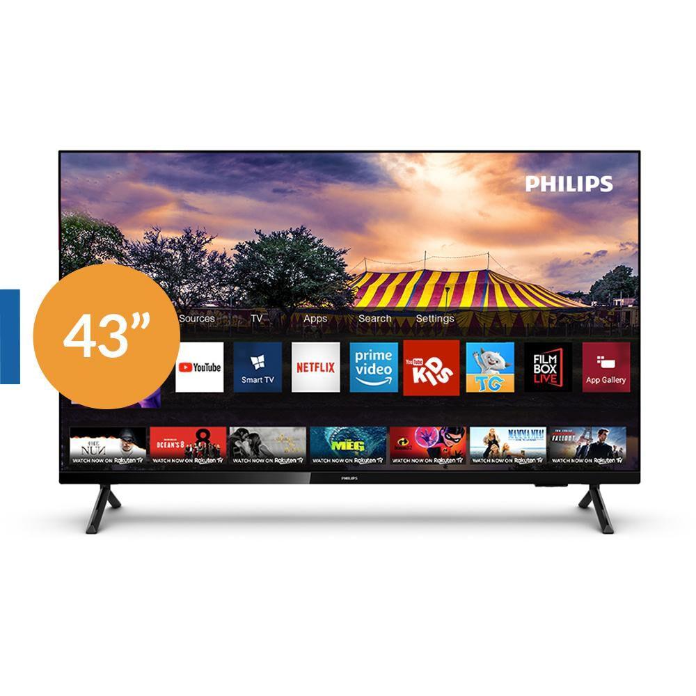 "Led Philips 43PFD6825 / 43"" / Full HD / Smart TV image number 0.0"